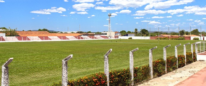 Arena Ytacoatiara (Foto: Josiel Martins )