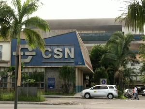 CSN (Foto: Reprodução/TV Rio Sul)