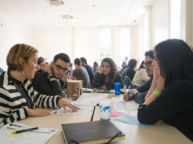 Quatro ideias de destaque são selecionadas para se apresentar no Seminário SGB (Foto: Social Good Brasil/Divulgação)