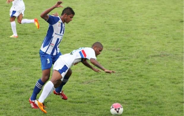 São Raimundo vence Fast de virada (Foto: Anderson Silva/Globoesporte.com)