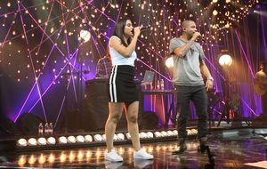 """Anitta e Projota cantam """"Faz Parte"""" no ensaio do Música Boa Ao Vivo"""