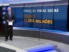 PF investiga desvio de R$ 200 mi na transposição do São Francisco