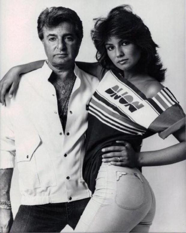 Humberto Saade e Luiza Brunet (Foto: Reprodução/Instagram)