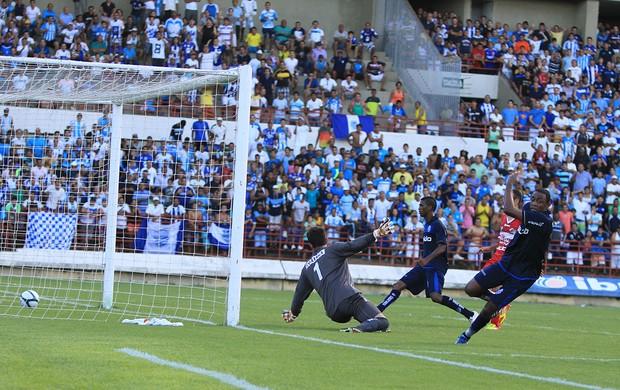 CSA x CRB (Foto: Ailton Cruz/ Gazeta de Alagoas)