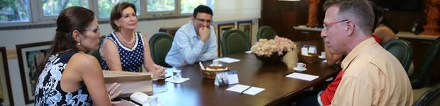 Presidente do Insper visita a Unifor (Presidente do Insper visita a Unifor (editar título))