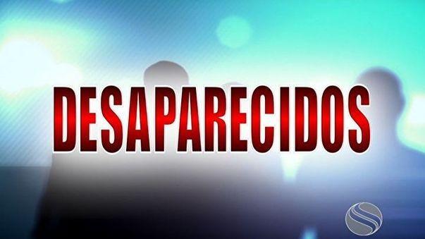 Quadro Desaparecidos do SETV 1ª edição (Foto: Arte / TV Sergipe)