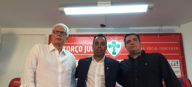 Emerson Leão Tuca Guimarães Alexandre Barros Portuguesa