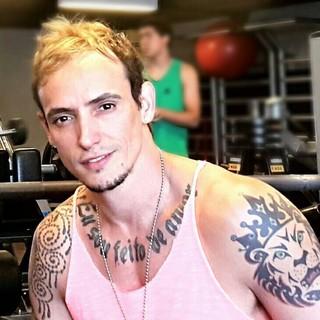 O cantor Ricky Vallen (Foto: Reprodução / Facebook)