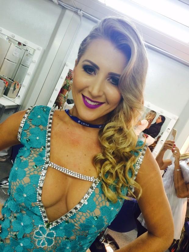 Juliana Pagung (Foto: Divulgação)