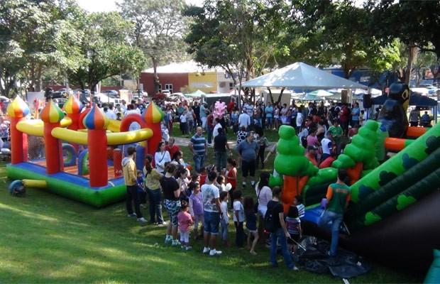 Dia das Crianças será muito especial em Foz (Foto: Divulgação/RPC TV)