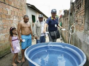Segundo o titular da Semsa, Evandro Melo, ação é realizada a cada três meses em Manaus (Foto: Divulgação/Semsa)