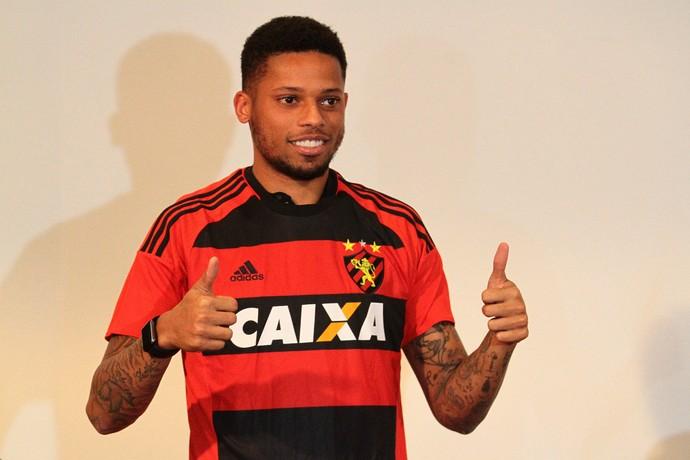 Apresentação André Sport (Foto: Marlon Costa / Pernambuco Press)