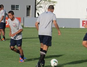 Jorge Henrique, Corinthians (Foto: Gustavo Serbonchini / Globoesporte.com)