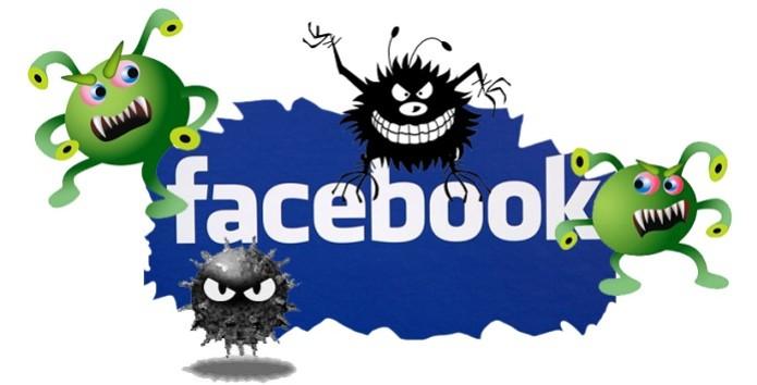 Vírus facebook (Foto: Reprodução/crashmasters.com)