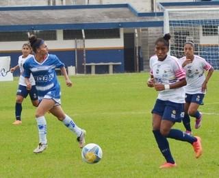 São José Futebol Feminino x Taubaté Futebol Feminino (Foto: Tião Martins/PMSJC)