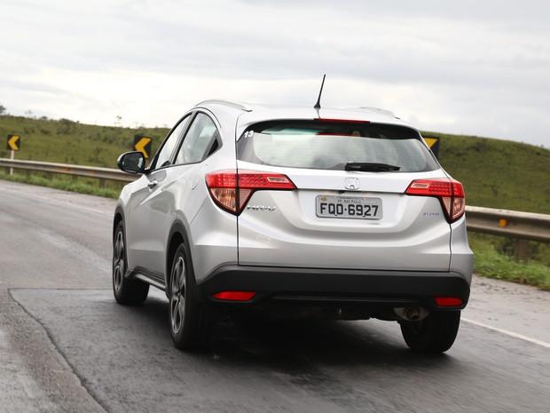 Honda HR-V (Foto: Divulgação)