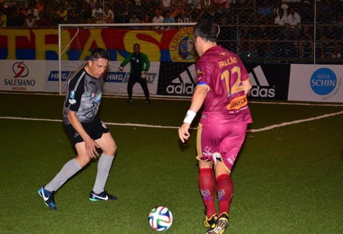 Falcão Madureira Sidekicks Fut7 (Foto: Betto Pericles/JornalF7.com)