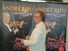 Músico erudito, André Rieu diz se sentir 'exatamente' como pop star