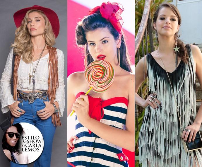 Confira as tendências que marcaram Verdades Secretas (Foto: TV Globo)