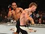Em luta de muita técnica na trocação, Barboza vence Felder no UFC Chicago