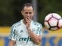 Com duas fraturas no nariz, Guerra vira desfalque do Palmeiras no domingo