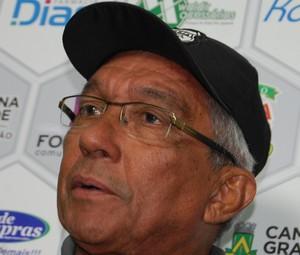 Givanildo Oliveira, técnico do Treze (Foto: Silas Batista / GloboEsporte.com)