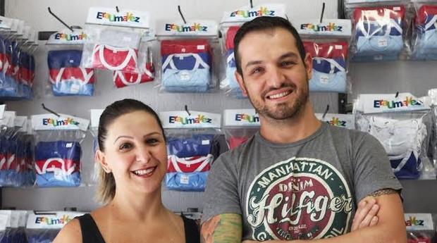 A mudança para o e-commerce aumentou em 25% o faturamento da loja (Foto: Divulgação)