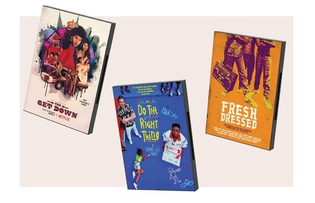 Para assistir (Foto: Mar+vin, Dapper Dan Of Harlem Blog, Glen Luchford/Cortersia Gucci, Imaxtree e Divulgação )