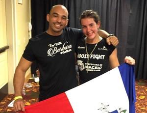 Barbara Acioly MMA (Foto: Reprodução/Instagram)