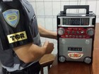 Polícia encontra notas falsas dentro de aparelho de som em Assis