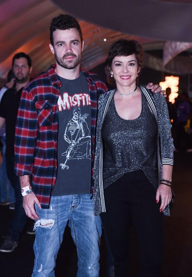 Regiane Alves e o marido,  João Gomez (Foto: Renato Wrobel/ QUEM)