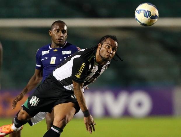 Carlos Alberto Figueirense x Cruzeiro