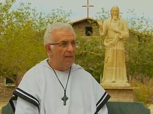 Padre Airton Freire (Foto: Reprodução/ TV Asa Branca)
