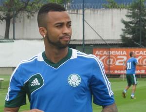Wesley Palmeiras (Foto: Marcus Vinicius Souza)