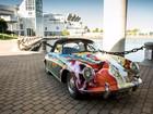 Porsche de Janis Joplin irá a leilão
