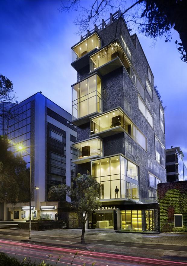 Um hotel para quem tem o olhar apurado casa vogue hot is for Hotel design paris 7