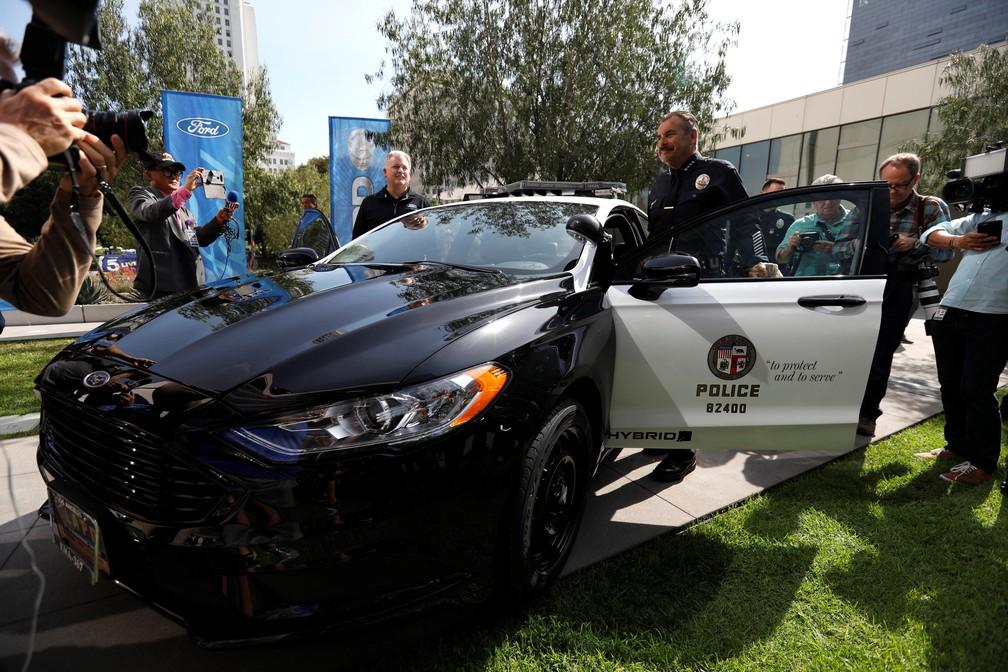 Ford Fusion Police Responder (Foto: REUTERS/Mario Anzuoni)