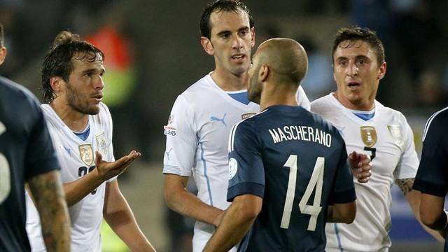 Resultado de imagem para Argentina x Uruguai