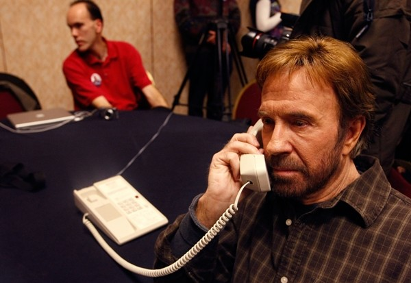 Chuck Norris (Foto: Getty Images)