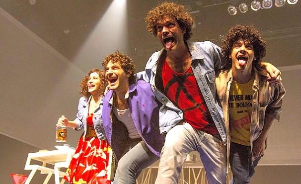 Cazuza - O Musical (Foto: Divulgação)