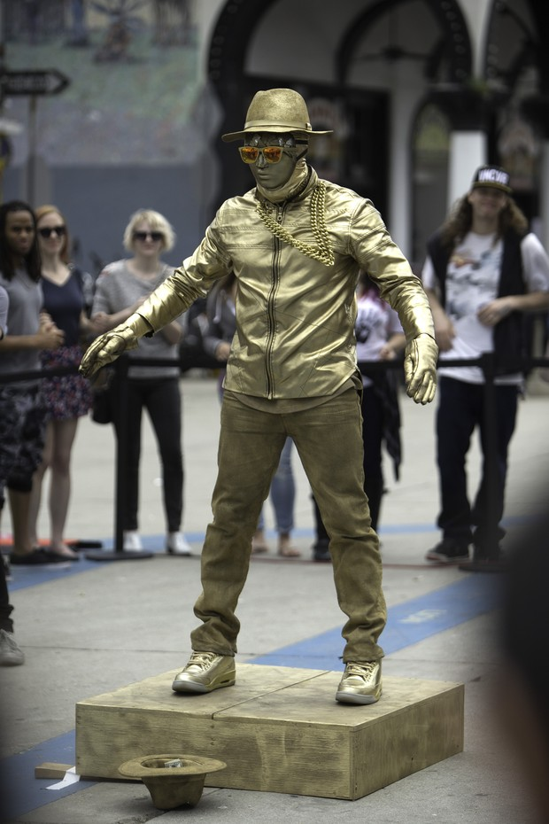 Usher (Foto: AKM-GSI/Agencia)