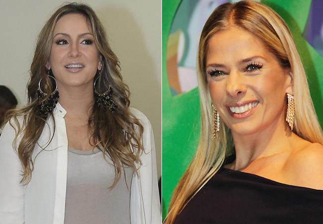 Claudia Leitte e Adriane Galisteu (Foto: Ag News)