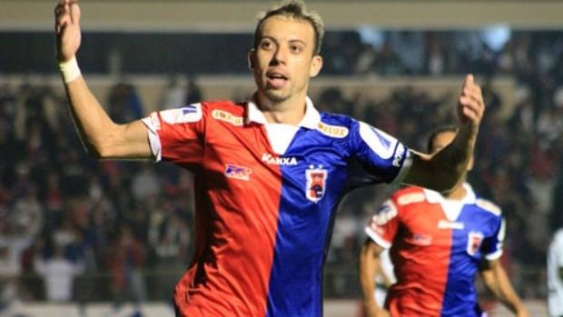 Paulo Sérgio Paraná (Foto: Divulgação/ Paraná Clube)