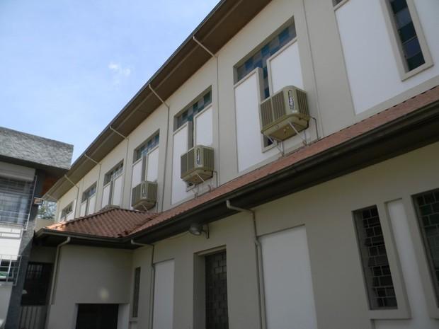 Santuário de Divinópolis (Foto: Flávio Flora/Agora)