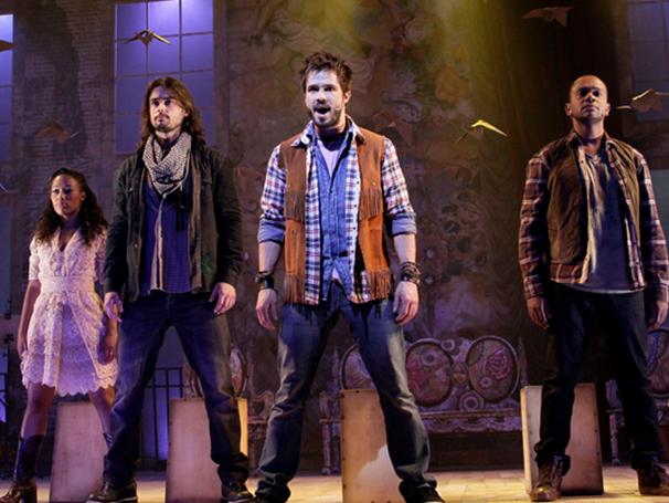 Roteiro do musical se divide em quatro atos correspondentes às estações do ano (Foto: Divulgação)