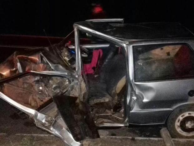 16 pessoas ficaram feridas em acidente na BR-316 (Foto: Divulgação / PRF)