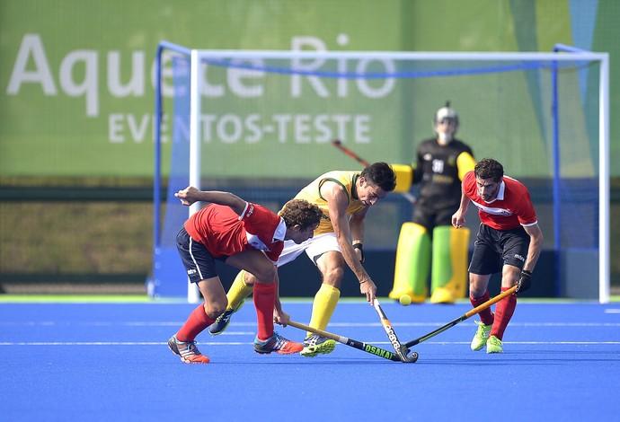 Brasil começou vencendo Chile por 2 a 0, cedeu empate, mas levou a melhor nos pênaltis (Foto: Alexandre Loureiro)