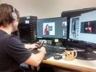 UFSC inaugura laboratório de captura de movimento para games e esportes