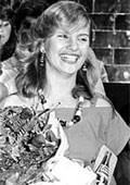 Raquel Balczareck, Garota Verão 1984 (Foto: Zero Hora)