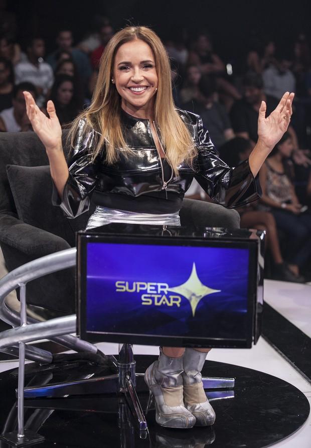 Daniela Mercury é uma das juradas do Superstar (Foto: Globo/Pedro Curi)
